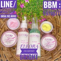 Eleora Diamond Bright / Paket pencerah wajah glowing
