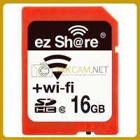 JS151 EZ SHARE WIFI SD MEMORY CARD 16GB CLASS 10 BAGUS