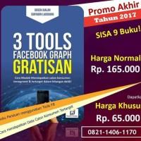 Buku 3 Tools Facebook Graph Gratisan