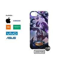 case oppo  f3 plus    Moskov Mobile Legends Hero hardcase
