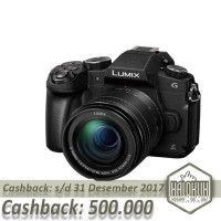 CASHBACK Panasonic Lumix DMC G-85 G85 Kit 14-42mm