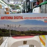 Antena TV luar merk Pf yagi DIGITAL Dan Analog type Hdu-19 - High