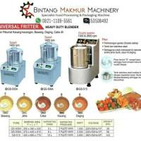 Universal Fritter QS-508A / Heavy Duty Blender / Peluma Diskon