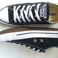 Converse all star CT OX Black White Low