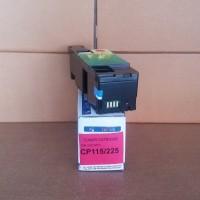 Toner Compatible Fuji Xerox CP115 CP225 CM115 CM225 Magenta