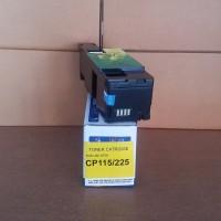 Toner Compatible Fuji Xerox CP115 CP225 CM115 CM225 Yellow
