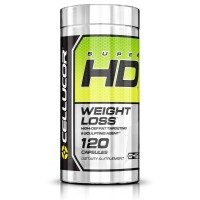 CELLUCOR SUPER HD 120 Caps