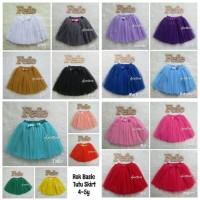 Jual Basic Skirt Rok Tutu Anak 4-5y Murah