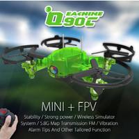Eachine Q90C Flyingfrog FPV Racing Quadcopter 1000TVL Camera VR006