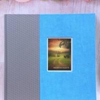 Album Foto HARDCOVER Magnetik Jumbo DoubleTone 15sheet