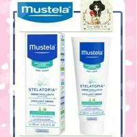 mustela stelatopia emollient cream 200gr
