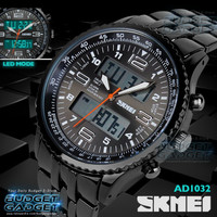 Jam Tangan Pria Analog+Digital LED Casio Men Sport Watc Diskon