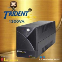 UPS LAPLACE TRIDENT 1300 LINE INTERACTIVE UPS WITH AVR