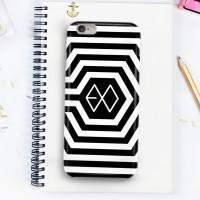 EXO Overdose Logo iPhone 4/5/6/7,samsung,oppo,xiaomi,sony case