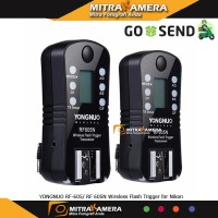 YONGNUO RF-605/ RF 605N Wireless Flash Trigger for Nikon