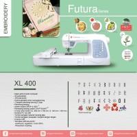 Jual Mesin Jahit Bordir Komputer SINGER XL 400 FUTURA / Berkualitas