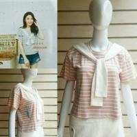 harga Bee Sailor Top /baju Fashion Wanita /baju Bangkok Tokopedia.com
