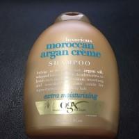 Organix Shampoo Moroccan Argan Creme (385ML) Original USA 100% Murah