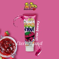 Jual Too Tarts Goo 4 you straw Bewwy permen pasta / permen Strawberry