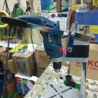 Dudukan Mesin Bor Tangan / Drill Stand Nankai