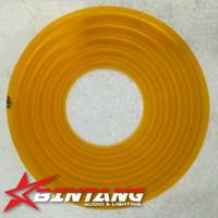 Damper / dumper speaker 19cm Lubang spul 3 inch