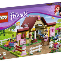 EXKLUSIF LEGO 3189 - Friends - Heartlake Stables cocok Limited