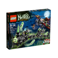 LEGO 9467 - Monster Fighters - The Ghost Train Diskon