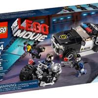 EXKLUSIF LEGO 70819 - The Lego Movie - Bad Cop Car Chas Limited