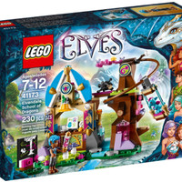 EXKLUSIF LEGO 41173 - Elves - Elvendale School of Drago Diskon