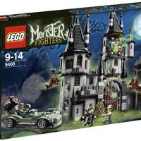 EXKLUSIF LEGO 9468 - Monster Fighters - Vampyre Castle Murah