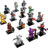 Sayang anak LEGO 71010 - LEGO Minifigures Series 14 Com Berkualitas