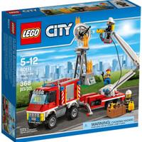 ready EXKLUSIF LEGO 60111 - City - Fire Utility Truck Murah
