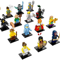 Sayang anak LEGO 71011 - LEGO Minifigures Series 15 Com Limited