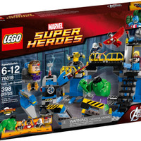 ready EXKLUSIF ready EXKLUSIF LEGO 76018 - Super Heroes Berkualitas