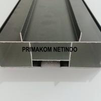 Frame Aluminium 11636 Dual Side Indoor Outdoor Running Text Videotron