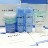 Leneige Anti Pollution Care Trial Kit (5 Items)