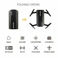 JXD 523 Foldable Drone With Camera Phone Control Fpv Quadcopter Rc H