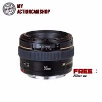 Jual Lensa Canon EF 50MM f1 4 USM Lensa Canon 50MM Murah