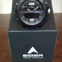 EIGER Jam Tangan Baitou Watches BLU/910003358