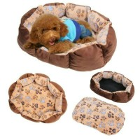 BEST.. BARU tempat tidur anjing kucing bantal hewan pet bed kandang