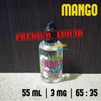 Daily Fruit MANGO 3mg 55ml Premium Liquid | Juice for Vape Mangga