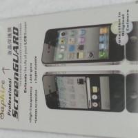 (Diskon) anti gores blacberry gemini 3G /9300 glare