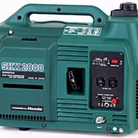 TERLARIS New GENSET HONDA ELEMAX SHX2000 1900watt