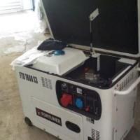 TERLARIS Genset silent 6 Kva 3 Phase diesel