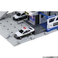 Tomica Town Build City Police Station