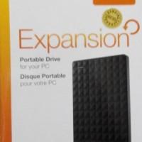 (Sale) Hardisk Seagate Expansion 1TB. Garansi Resmi 3 Tahun