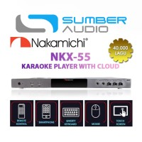 Nakamichi NKX-55 ( NKX55 ) free download lagu karaoke dari Cloud