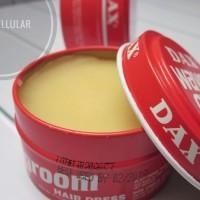 (Diskon) DAX WAVE AND GROOM HAIR DRESS POMADE MINI 1.25OZ FREE SISIR