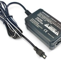 Adaptor/Adapter Sony AC-L200A/L200C Charger for Handycam Murah