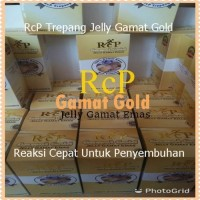 Jelly Gamat RcP Trepang I Penyembuhan Diabetes lebih cepat Bereaksi